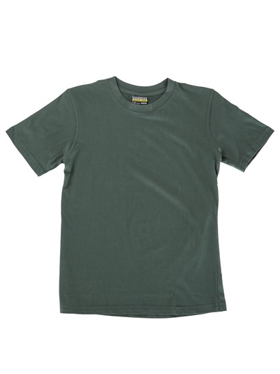 BOTTLE GREEN KIDS BASIC T-SHIRT