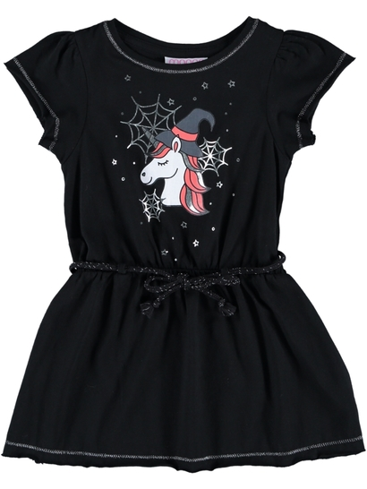 Toddler Girls Shirt Dress