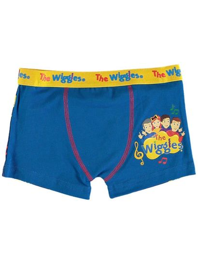 Boys Wiggles Trunk