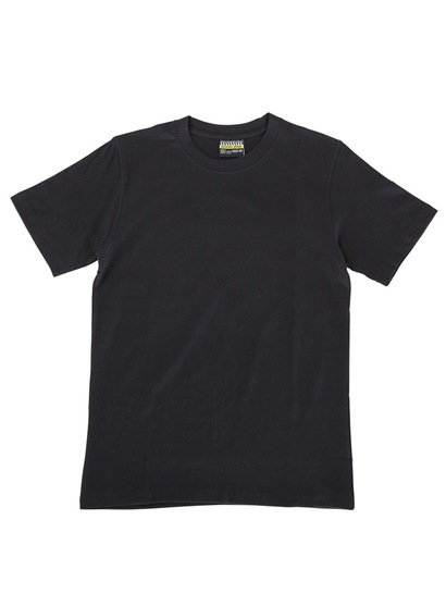 BLACK KIDS BASIC T-SHIRT