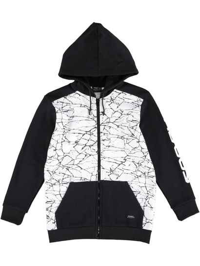 Boys Bad Boy Zip Hoodie