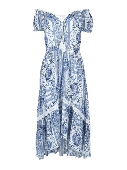 Womens Youth Miss Mango Maxi Dress
