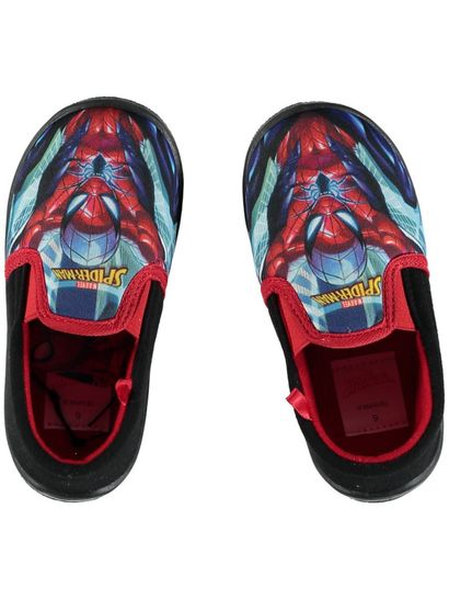 Toddler Boy Spiderman Slipper