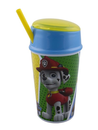 Paw Patrol Snack And Tumbler