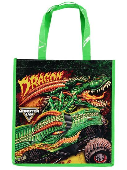 Monster Jam Shopper Bag