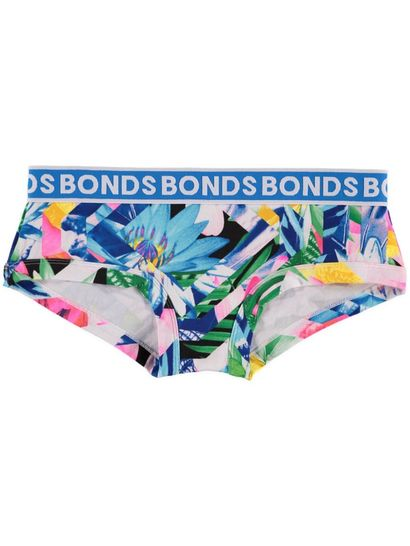 Bonds Boyleg Brief Womens Underwear