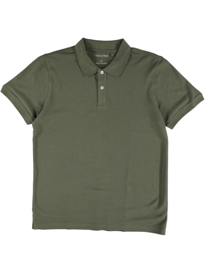 c6c77cf07 Patterned and Plain Polo Shirts for Men | Best&Less™ Online