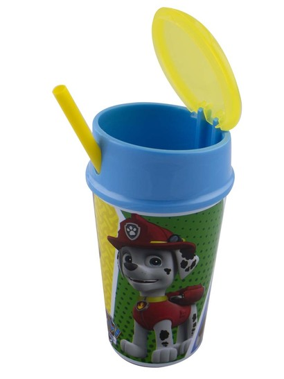 Boys Paw Patrol Sip And Snack