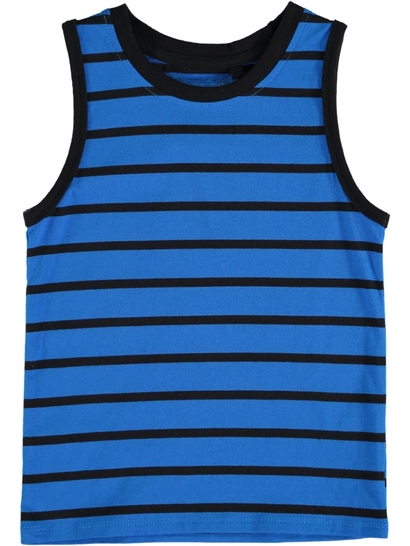 boys Stripe Tank