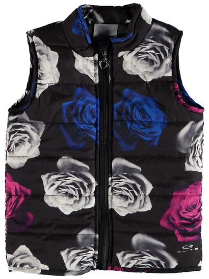 Toddler Girls Elite Puffer Vest