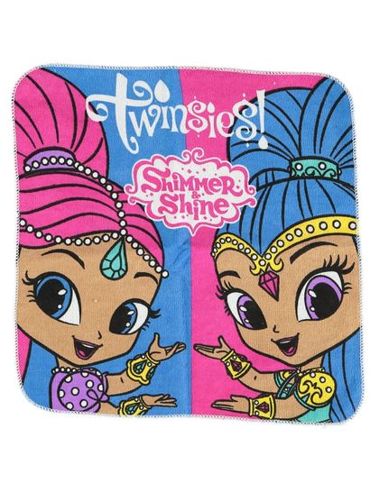 Shimmer And Shine Magic Face Washer