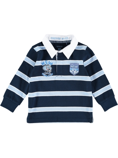 Toddlers State Of Origin Rugby Top