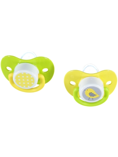 BABY BERRY 2 PACK DUMMY - BPA FREE