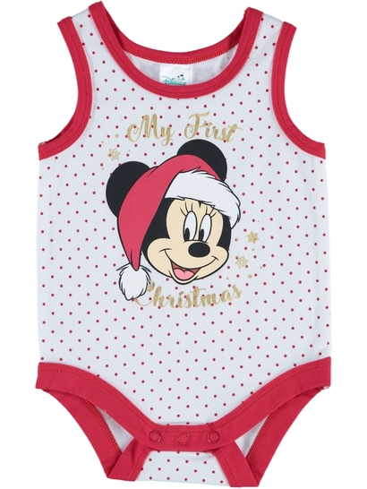 Baby Bodysuit Minnie
