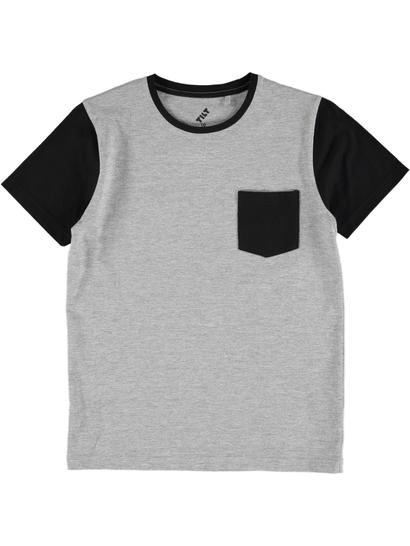Boys Contrast T-Shirt