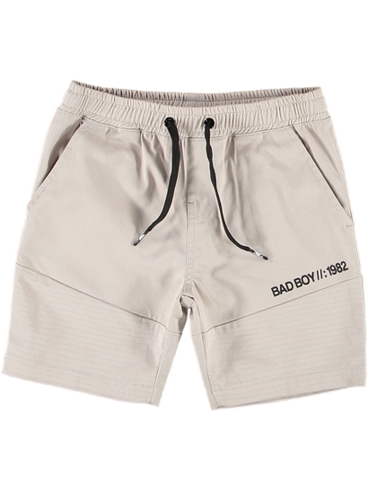 Toddler Boys Bad Boy Woven Short