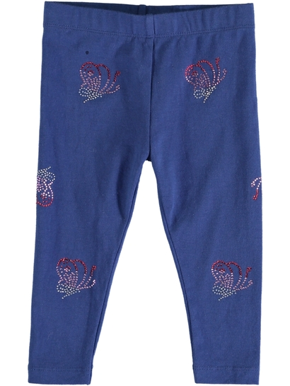 Toddler Girls Diamond Leggings