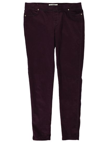 WOMENS PLUS SIZE PULL ON JEGGING
