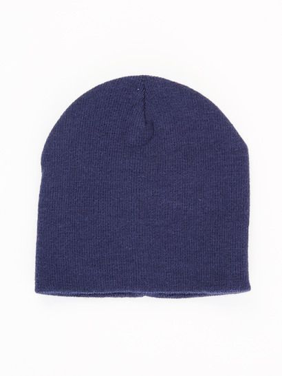 NAVY BLUE KIDS BEANIE