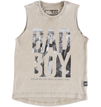 Toddler Boys Badboy Muscle Top
