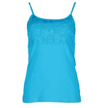 Cami Lace Front Womens