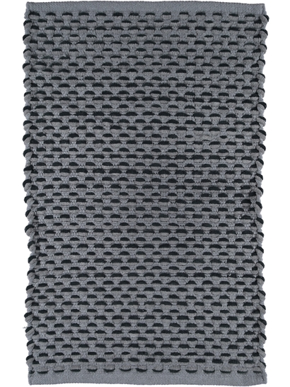 Chenille Textured Bathmat