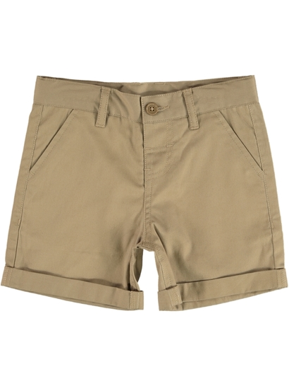 Boys Chino Drill Short