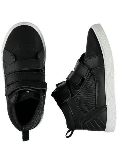 Toddler Boy Triple Strap High Top