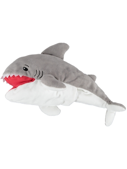 Shark Puppet Plush Toy