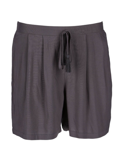 Womens Pleat Front Short