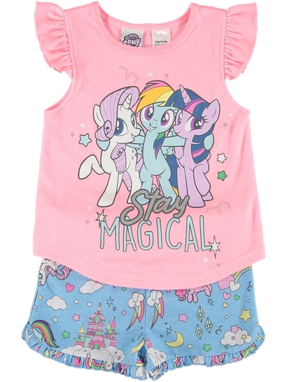 Girls My Little Pony Pyjama