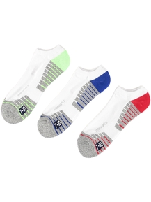 Mens Underworks No Show Sport Socks