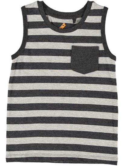 Boys Stripe Tank Top