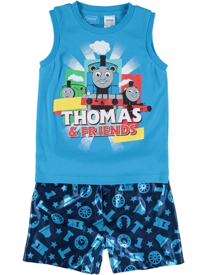 Boys Licence Pyjamas - Thomas