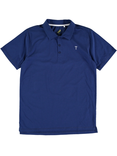 Boys Plain Polo
