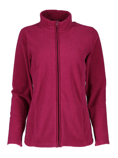 Zip Through Polar Fleece Jacket Womens