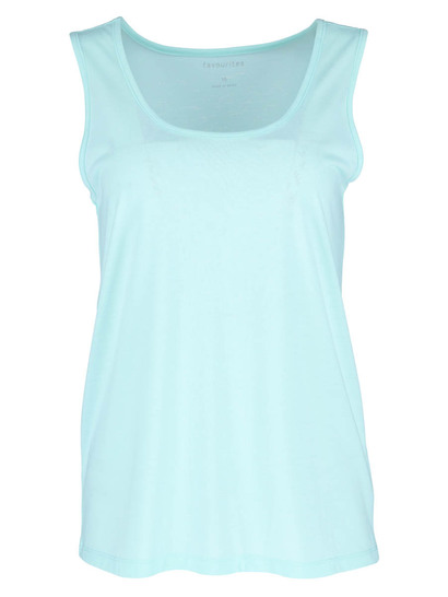 Plus Basic Tank Womens