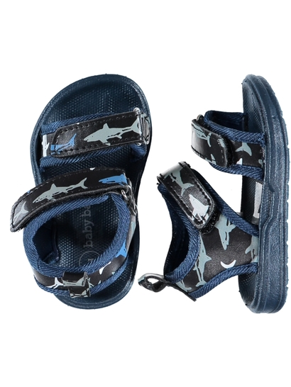Baby Boy Hard Sole Sandal
