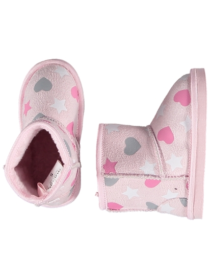 Toddler Girls Slipper Boot