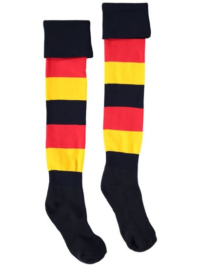 Mens Afl Footy Socks