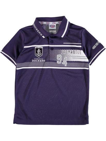 Youth Afl Polo Shirt