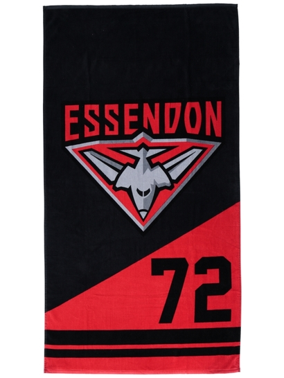 Adult Afl Beach Towel