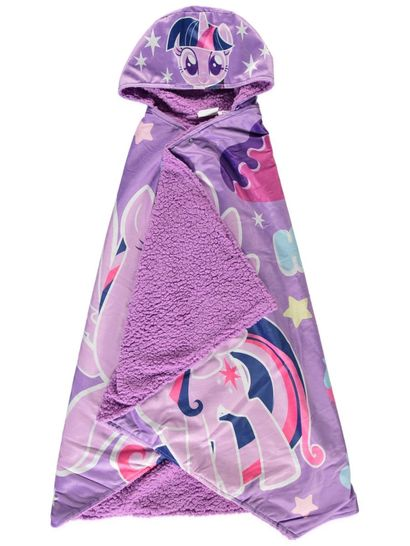 My Little Pony Hooded Wrap