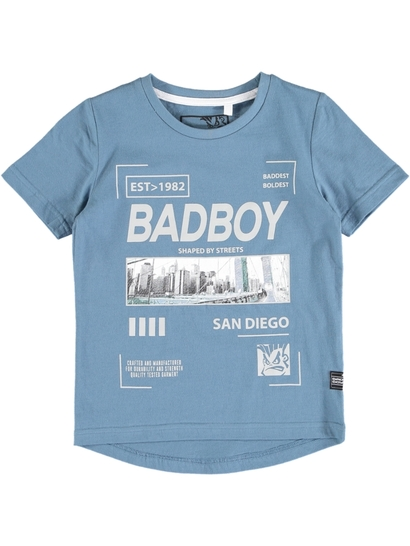 Toddler Boys Bad Boy Tee