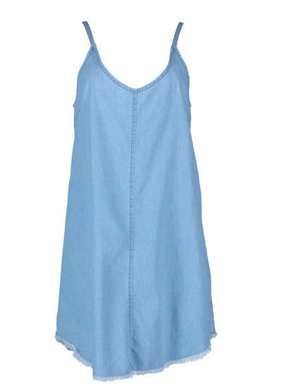Womens Youth Miss Mango Denim Dress