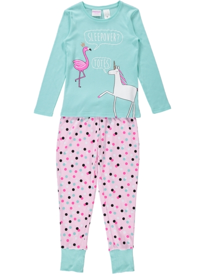 08e44f3d7df2 Girls 7-16 Sleepwear