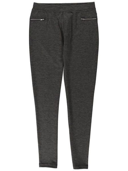 Girls Ponte Pant | Tuggl