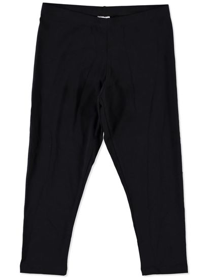 WOMENS BASIC CROP LEGGING