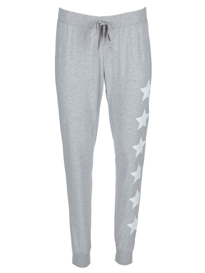 Womens Knit Sleep Jogger