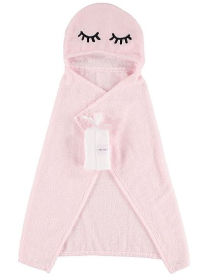 Baby Hooded Towel & 2Pk Facewasher